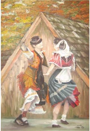 tradičná kultúra ako prejav radosti a smútku, nádejí